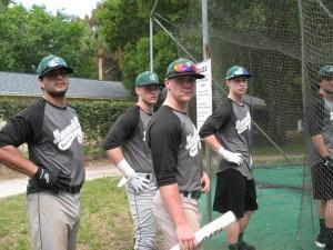 Pre Game Batting Practice