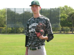 Brent pitched a gem allowing only 2 hits and striking out 9 batters as he picked up the win for the Warriors.
