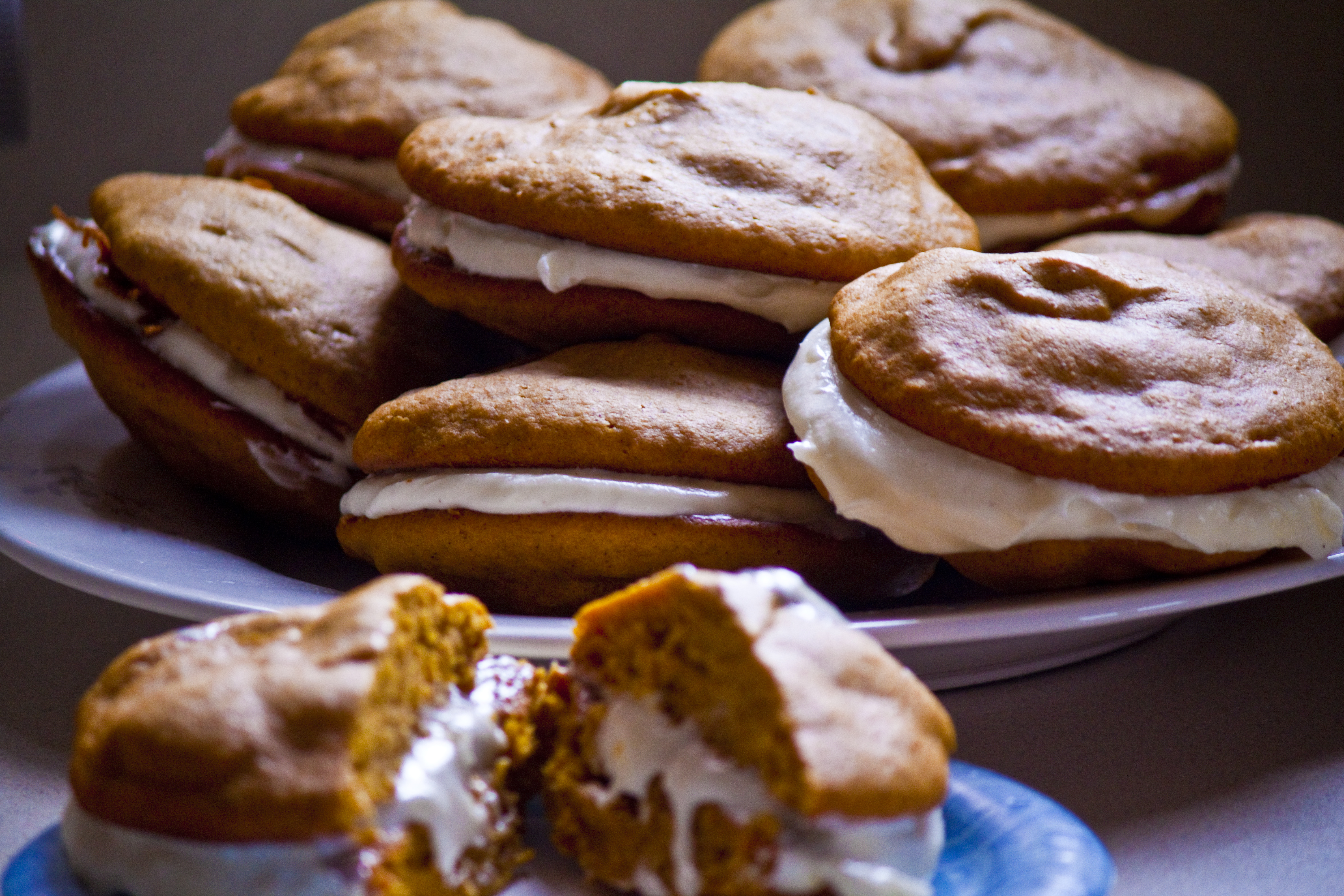 PumpkinWhoopies