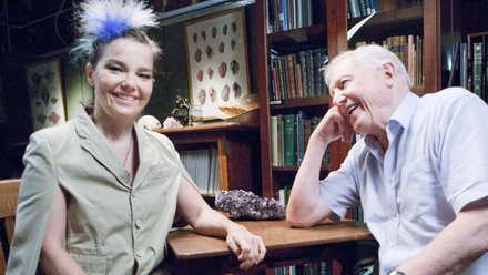 When Bjork Met Attenborough - TV Review! TOMORROW'S NEWS - The Latest Entertainment News Today!
