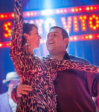 OLIVIA COLEMAN and NICK FROST In British Film CUBAN FURY