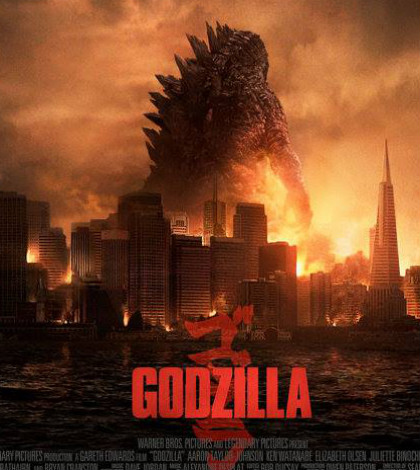 Watch GODZILLA 2014 Trailer!