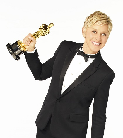 AWARD WINNERS: Ellen DeGeneres Presents The 2014 OSCARS - See the FULL WINNERS LIST here!