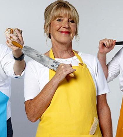 TV REVIEWS: Great British Bake Off Final - 2014