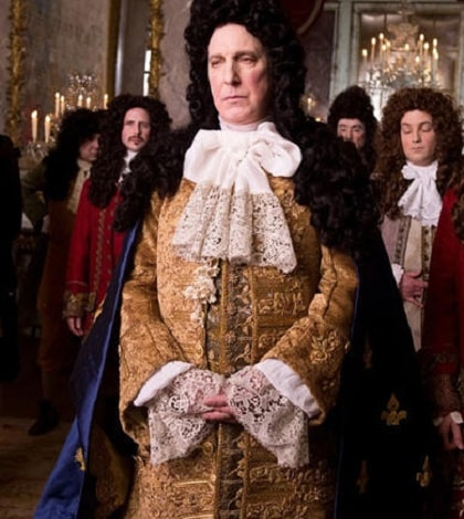 MOVIE TRAILERS: Alan Rickman as King Louis XIV - A Little Chaos (2015)
