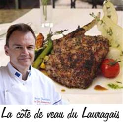 Elegant I E 21576 Lauragais Veal Chop Recipe By Bruno Tenailleau Veal Chop Recipes Pan Roasted Veal Chop Recipes Grilled