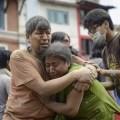 Kathmandu after the earthquake. (Photo courtesy Baptist Global Response).