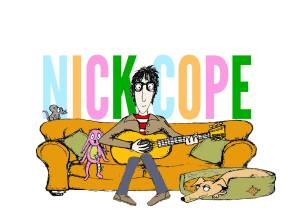 NICK COPE LOGO