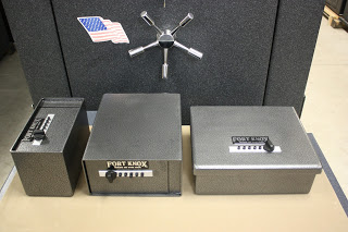 fort knox gun safes