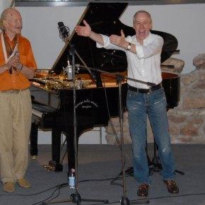 Foto di Giorgio Salomon, Renato Geremia e Tony Rusconi, 2009 Live at SASS