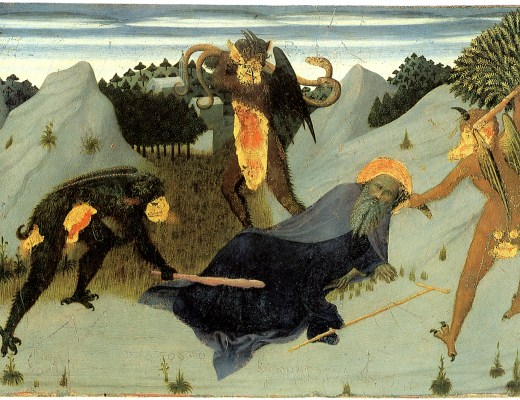 St.Antony beaten by the Devils