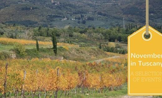 November in Tuscany