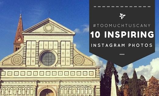 Inspiring Photos from Tuscany