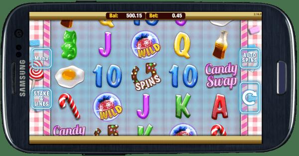 Sapphire Rooms Mobile Casino