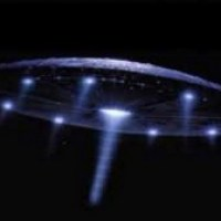 Formation Of UFO's Over New York City