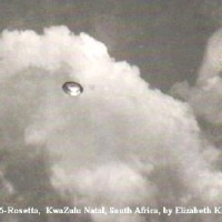 1956 UFO Sighting Over Africa Still Mystery
