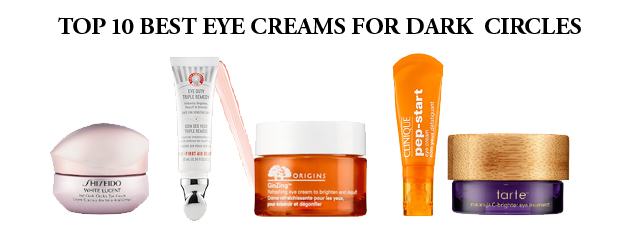 best eye care for dark circles