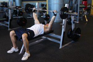 exercitii pentru piept