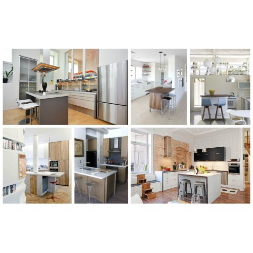 Medium Crop Of Small Kitchens With Islands