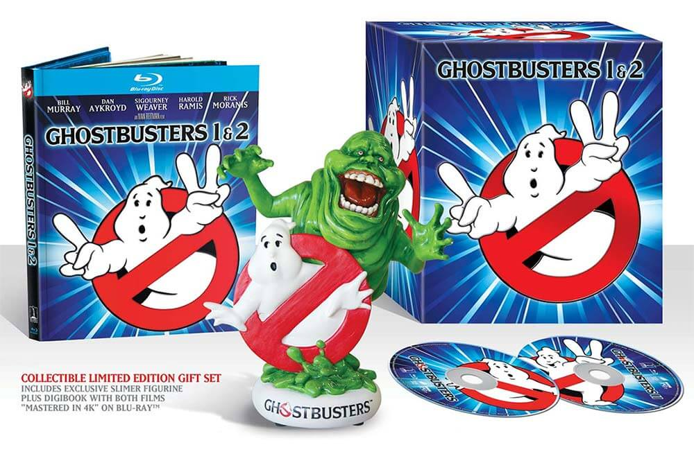 Ghostbusters 30th Anniversary Set