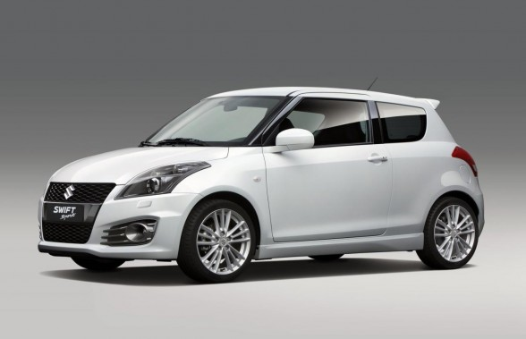 2013 Suzuki Swift Sport Concept