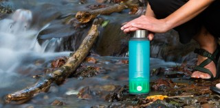 Topline Field Test: GRAYL Water Filtration Cup