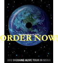 Big Bang Alive Tour DVD