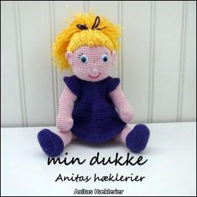 Dukke af Anitas Hæklerier