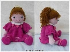 Dukke af Laila B. Thomsen