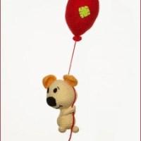 PIP - Hund på ballontur