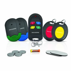 #10. Magnasonic Wireless Key Finder