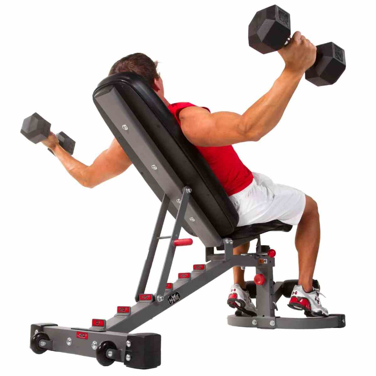 Top 10 Best Adjustable Benches Weight Training In 2015 Reviews
