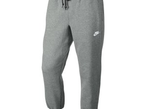 Nike Mens AW77 Cuffed Fleece Sweatpants