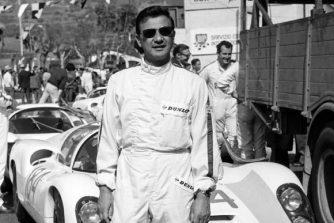 Hans Herrmann 1967 © Porsche AG