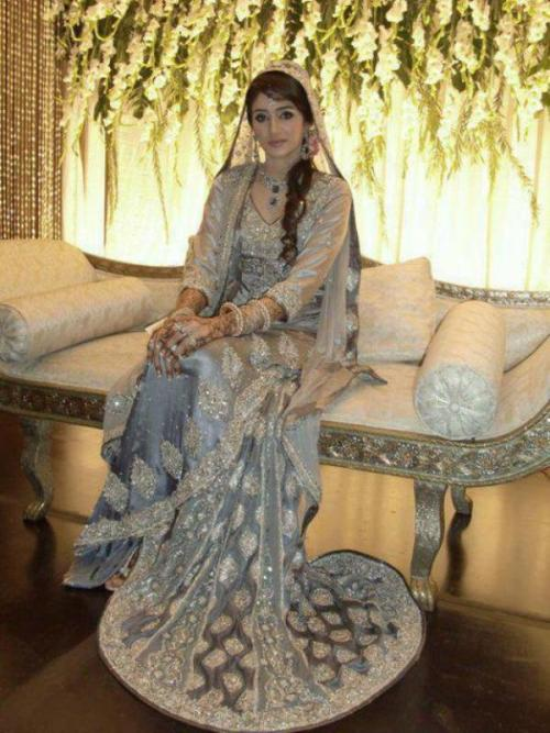 Bridal Sharara Design 2013