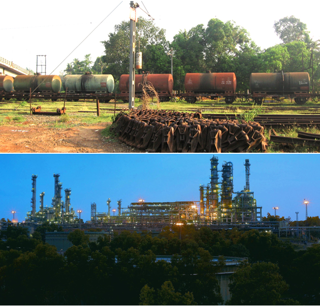 top indian Oil Refineries