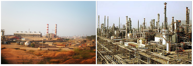 oil Refineries in india