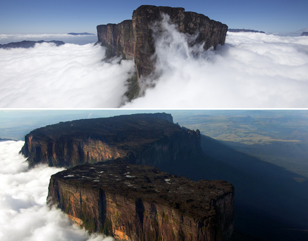 Top 10 Most Amazing Places In The World