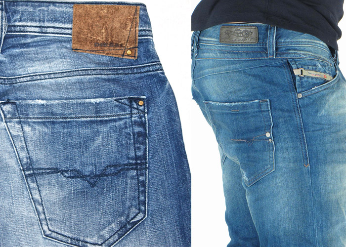 list of jeans brands in india