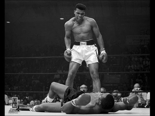 muhammad ali famous person boxer