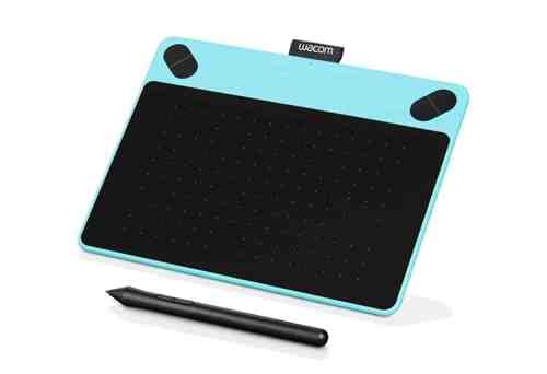 Medium Of Wacom Intuos Pen And Touch Small Tablet