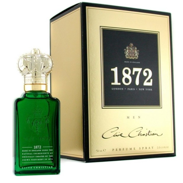 Clive Christian 1872 Perfume Spray for men