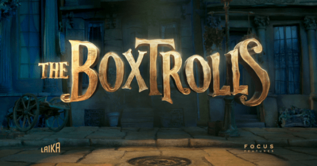 The BoxTrolls - Title