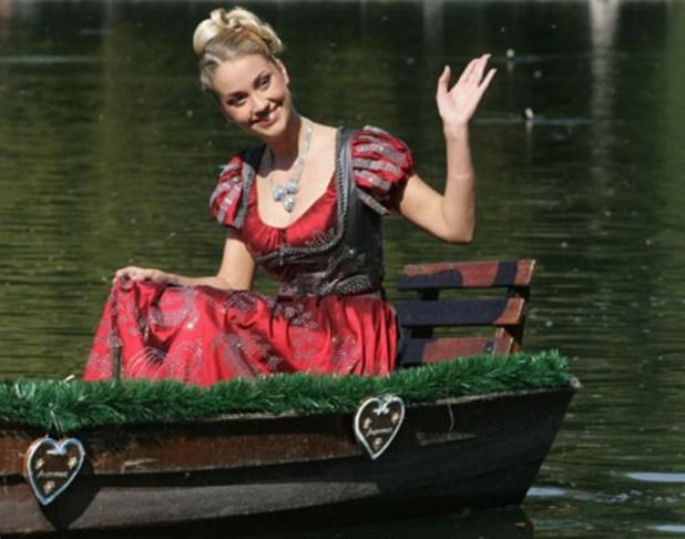 "Swarovski ""Dirndl Dress"
