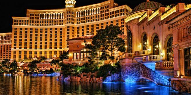 Bellagio Casino and Hotel