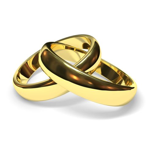 Medium Crop Of Gold Wedding Rings