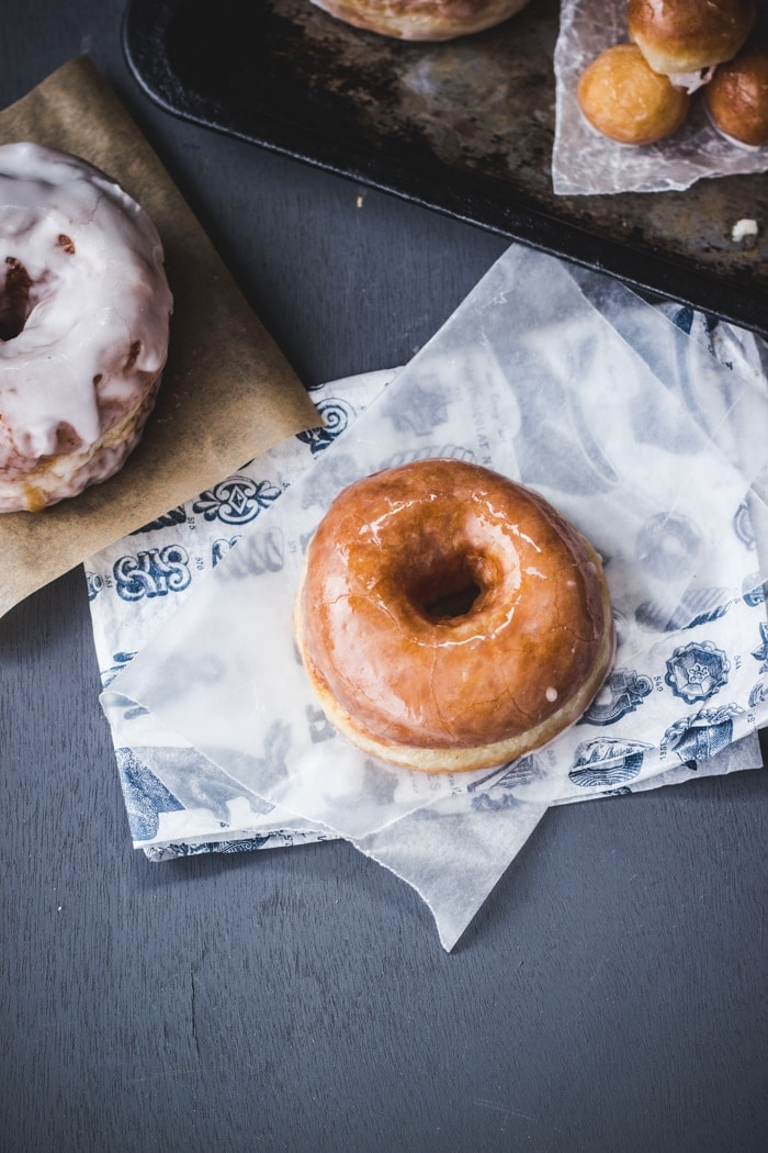 Oh! My! God! Doughnuts Recipe — Dishmaps