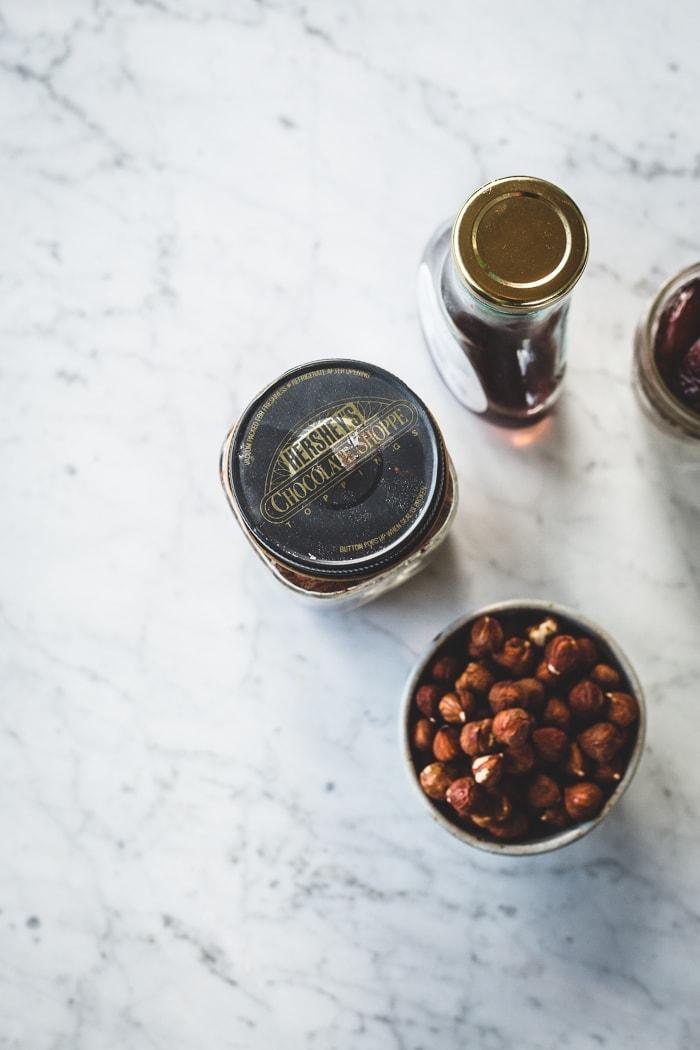 {Healthier} Foolproof, Vegan Nutella Fudge
