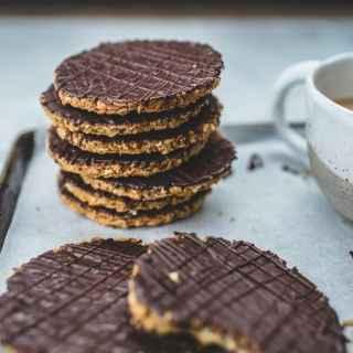DIY Chocolate HobNob Biscuits-5