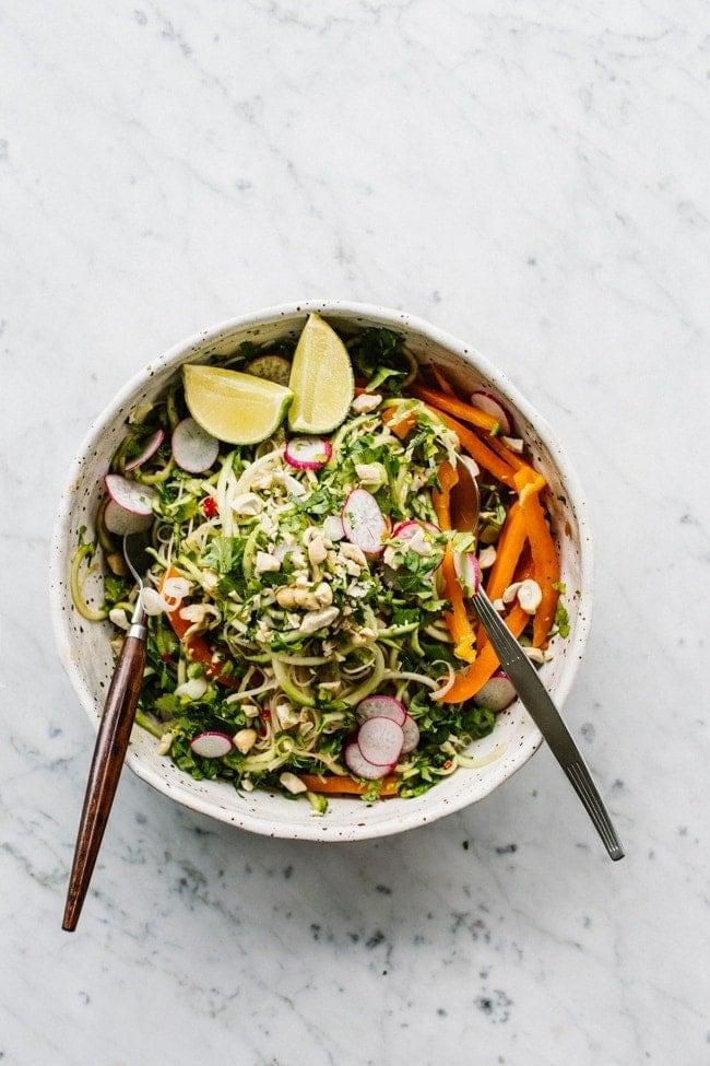 Miso-Orange-Courgetti-Salad